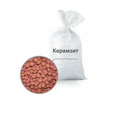 Керамзит в мешках фракция 10-20 (37л)